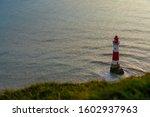 Beachy Head Lighthouse On The...