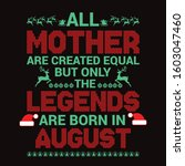 all mother are equal but... | Shutterstock .eps vector #1603047460