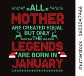 all mother are equal but... | Shutterstock .eps vector #1603047466
