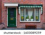 Typical Dutch Village Houses...