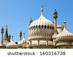 domes of royal pavilion in...