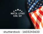 martin luther king day... | Shutterstock . vector #1603243633