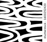 vector. grunge texture.... | Shutterstock .eps vector #1603252420