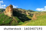 The Small Town Of Clarens In...
