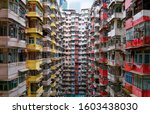 Overcrowded Residential Towers...