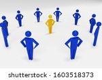 men  person in group.... | Shutterstock . vector #1603518373