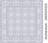 background  geometric pattern... | Shutterstock . vector #1603524223