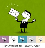 contact us. business... | Shutterstock .eps vector #160407284