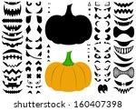 Illustration Of Halloween...