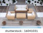 outside interior | Shutterstock . vector #16041031