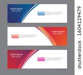 vector abstract design web...   Shutterstock .eps vector #1604129479