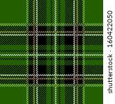 Green Stewart Tartan Seamless...