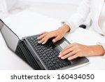 office  business  technology...   Shutterstock . vector #160434050
