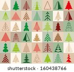 seamless pattern with 42... | Shutterstock .eps vector #160438766