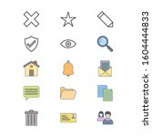icons for personal and...