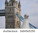 London Tower Bridge With...