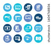 webdesign icon set and digital...