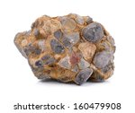 Conglomerate Close Up Of A...