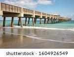 Juno Beach Pier. Juno Beach ...