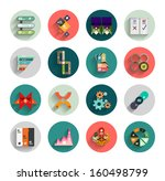 infographic templates inside... | Shutterstock .eps vector #160498799
