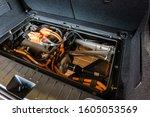 Image Of Electric Car  Ev Car...