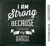 quote typographic background  ... | Shutterstock .eps vector #160520003
