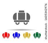 railroad  tank multi color...