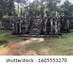 Siem Reap  Cambodia   October...