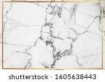white marble vector background. ...   Shutterstock .eps vector #1605638443