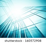 panoramic and perspective wide... | Shutterstock . vector #160572908