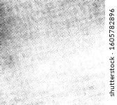 distress grunge halftone... | Shutterstock .eps vector #1605782896