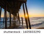 Avalon Pier At Sunrise 3 Days...