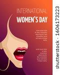 invitation or banner design for ... | Shutterstock .eps vector #1606173223