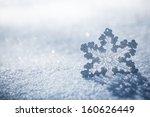Silver Christmas Decoration....
