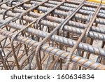 Steel Rods Mesh Reinforcement