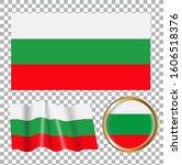 vector illustration of the flag ... | Shutterstock .eps vector #1606518376