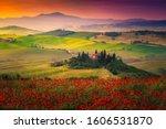 Amazing Tuscany Rural Landscape ...