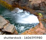 View Of The Thunder Hole At...