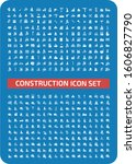 construction and building... | Shutterstock .eps vector #1606827790