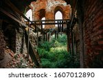 Old Abandoned Overgrown...