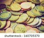 vintage looking background of... | Shutterstock . vector #160705370