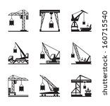 Various Types Of Cranes  ...