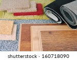 carpet and laminate choice for... | Shutterstock . vector #160718090