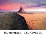 Ship Rock New Mexico Usa 12 09...
