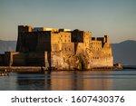 Naples  Italy   Scenic View Of...
