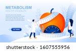 metabolism flat landing page...