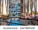 Beslan  Russia   October 25 ...