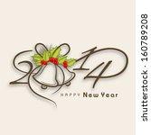Happy New Year 2014 Celebratio...