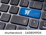 online shopping concepts with