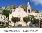 Town Square And The Chiesa Di...